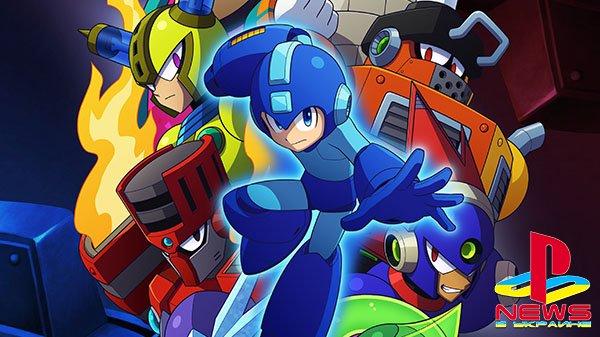 Mega Man 11 выходит в начале октября на консолях и PC