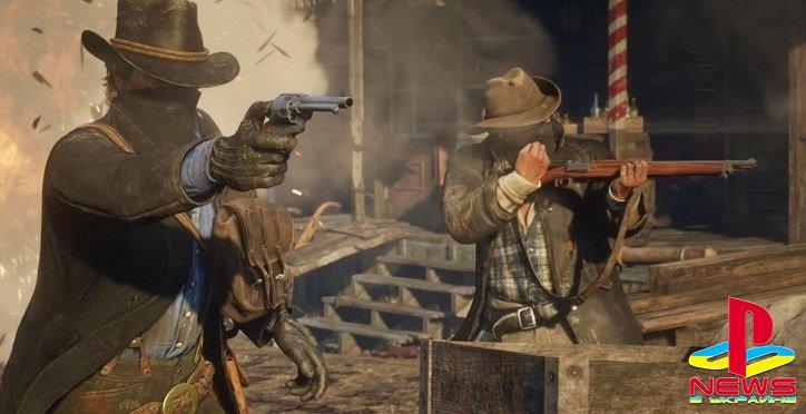 Объявлены бонусы за предзаказ Red Dead Redemption 2
