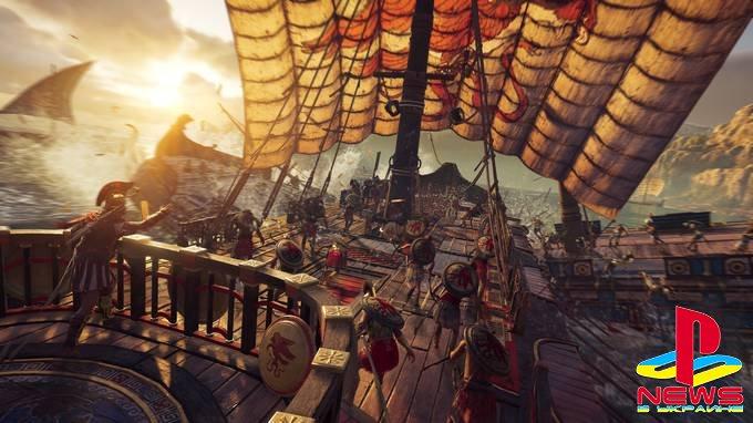 Несколько концовок, 30 часов диалогов, романы и другое об Assassin's Creed Odyssey