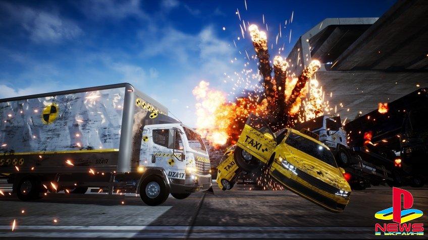 Создатели Burnout анонсировали две новые гоночные игры: Danger Zone 2 и Dangerous Driving