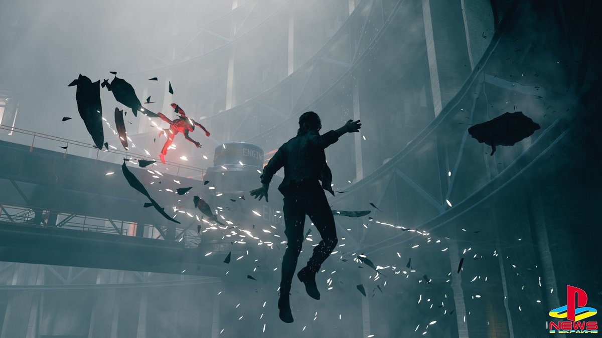 Remedy о сходстве Quantum Break и Control и реализации повествования в игре