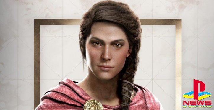 Каноничным героем Assassin's Creed Odyssey станет девушка