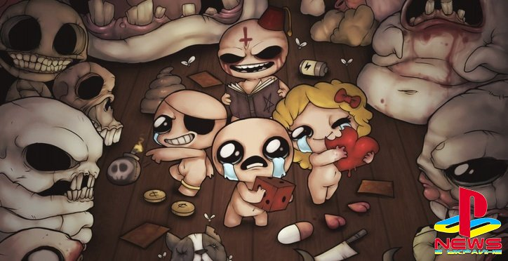 Карточная игра The Binding of Isaac стала хитом Kickstarter