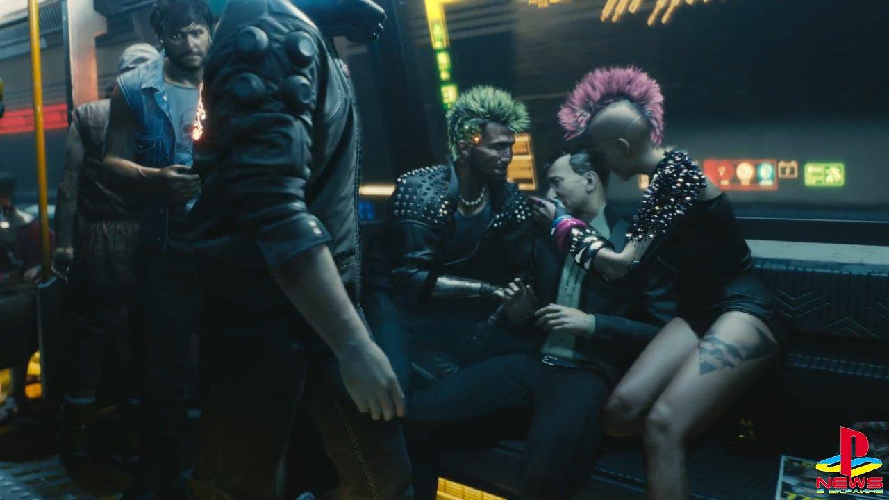 Cyberpunk 2077 - стало известно, в каком разрешении работала E3-демка