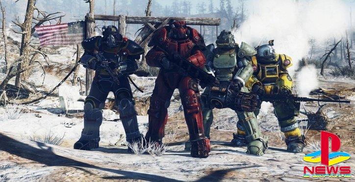 Новичков в Fallout 76 защитят от других игроков