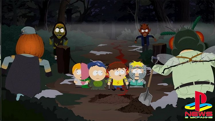 Дополнение Bring the Crunch к South Park: The Fractured but Whole выйдет 31 июля