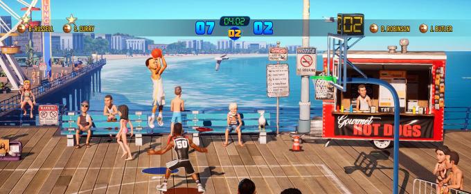 NBA Playgrounds 2 сменила название и будет издаваться силами 2K