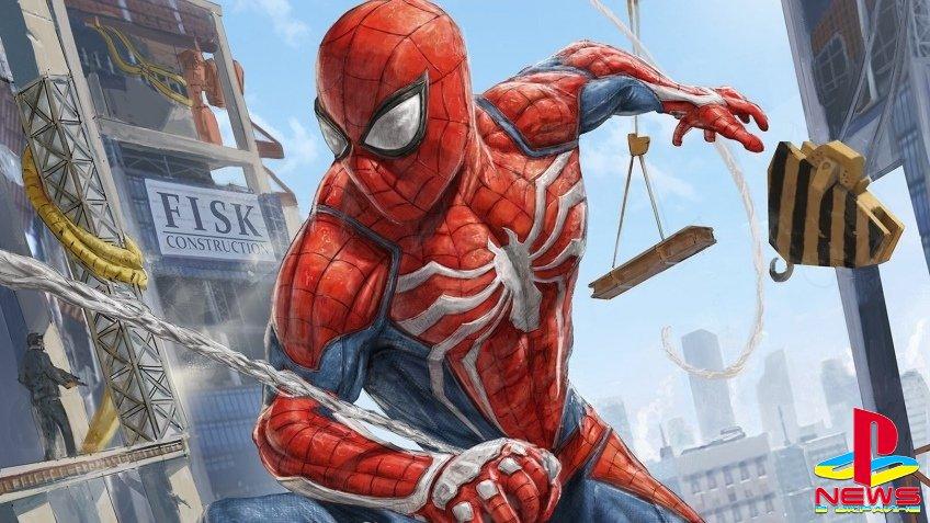 Разработка «Человека-паука» от Insomniac закончена