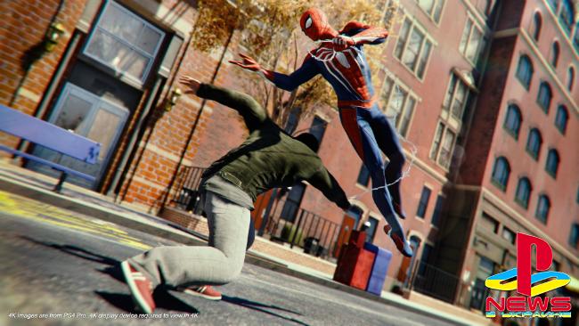 Spider-Man - впечатления журналистов от новой демки и свежие подробности эксклюзива PlayStation 4