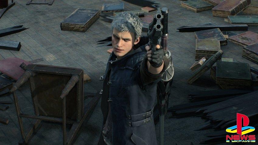Capcom: Devil May Cry 5 зародилась благодаря поклонникам