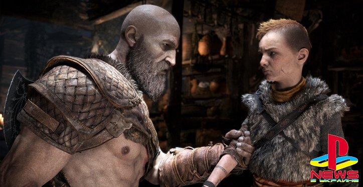 Кратос из последней God of War должен был быть толстым