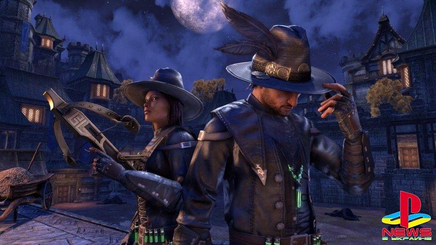 The Elder Scrolls Online в честь QuakeCon станет временно бесплатной