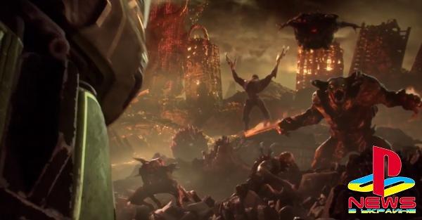 DOOM Eternal покажет предел возможностей Xbox One X и PS4 Pro, id Tech 7