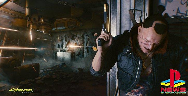 Стрельбу в Cyberpunk 2077 помогает создавать киберспорт ...