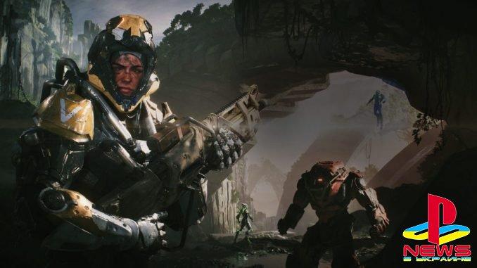 BioWare рассказала, что Anthem сильно повлияет на будущее Mass Effect и Dragon Age