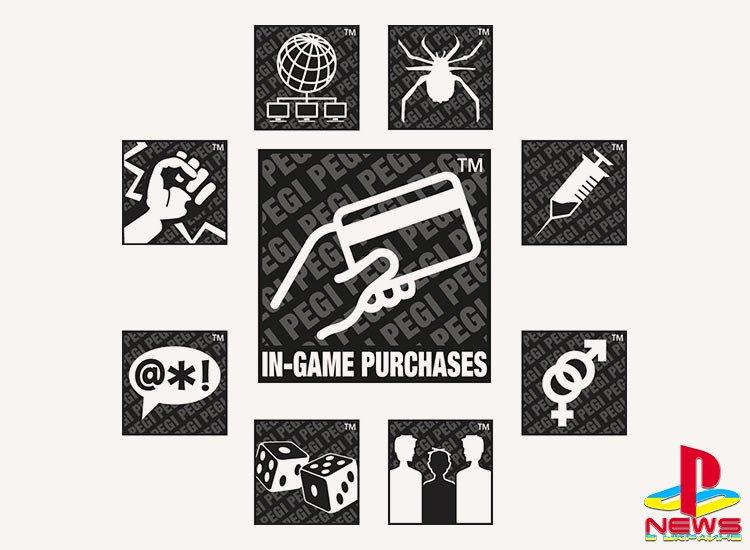 PEGI представила логотипы для маркировки игр с микропла ...