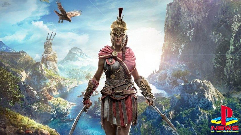 Решения в Assassin's Creed Odyssey будут «сложными», но за них не будут «наказывать»