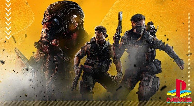 Королевская битва в Black Ops 4 поддерживает 80 игроков