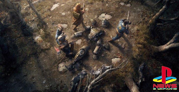В Fallout 76 не будет сюжетных диалогов