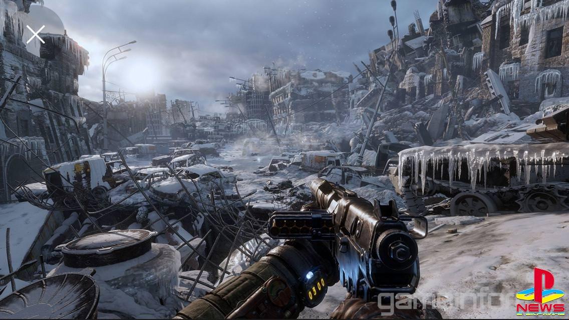 У разработчиков Metro Exodus возникли трудности с размещением игры на одном ...