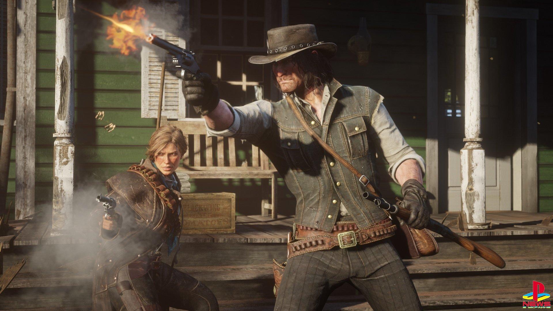 Red Dead Online и Red Dead Redemtion 2 — разные игровые продукты