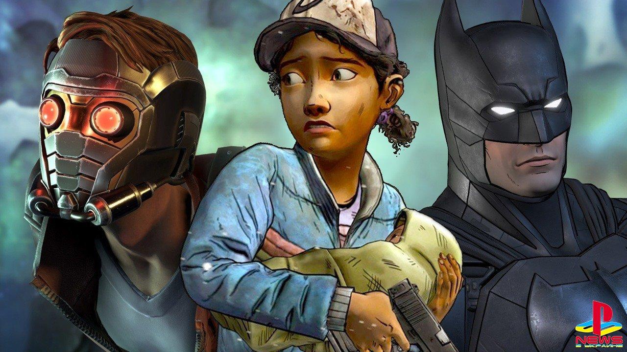 Telltale Games уволила большую часть сотрудников и скоро будет закрыта