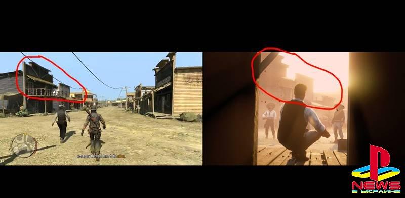 Мир Red Dead Redemption 2 может включать всю местность первой части