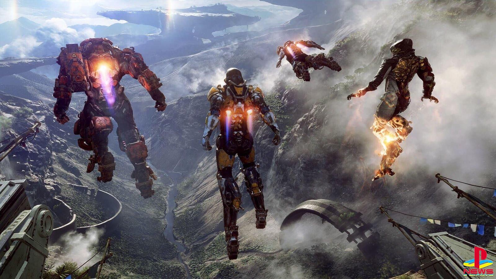Bioware: Во главе Anthem стоит геймплей, а уже потом ис ...