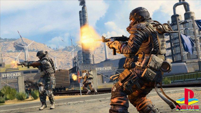 Исследование: Black Ops 4 привлекает больше людей, чем Red Dead Redemption 2