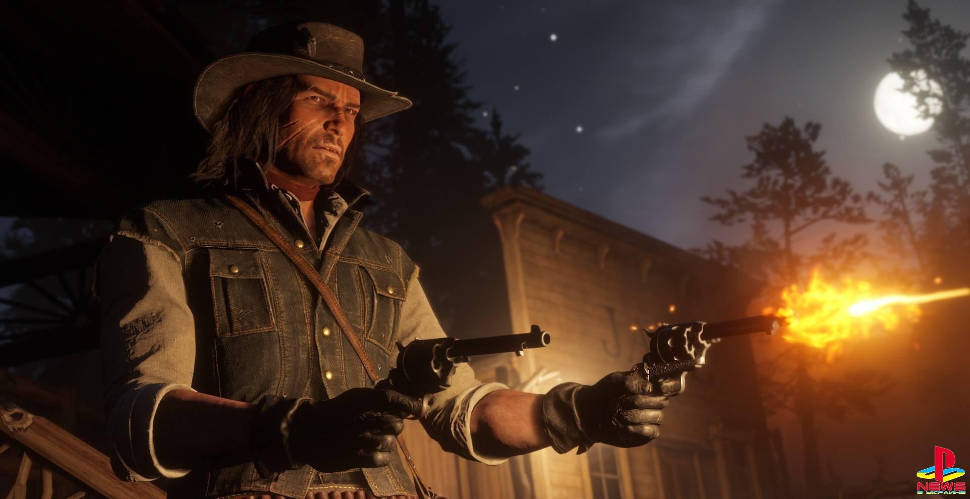Красная Лихорадка: мир захлестнула волна больничных и прогулов из-за Red Dead Redemption 2