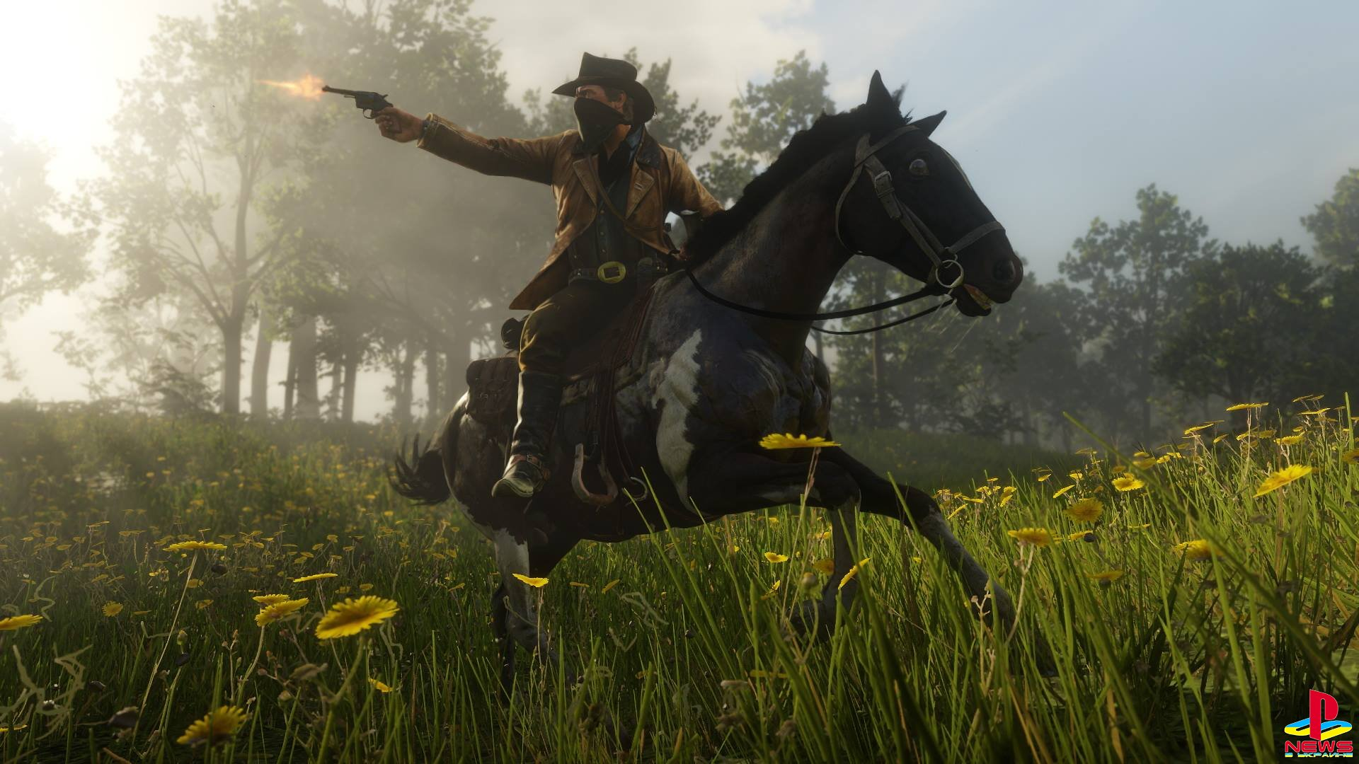 Digital Foundry: HDR в Red Dead Redemption 2 — подделка