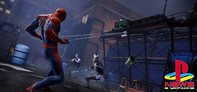 Spider-Man понравился японским разработчикам больше, чем Monster Hunter World