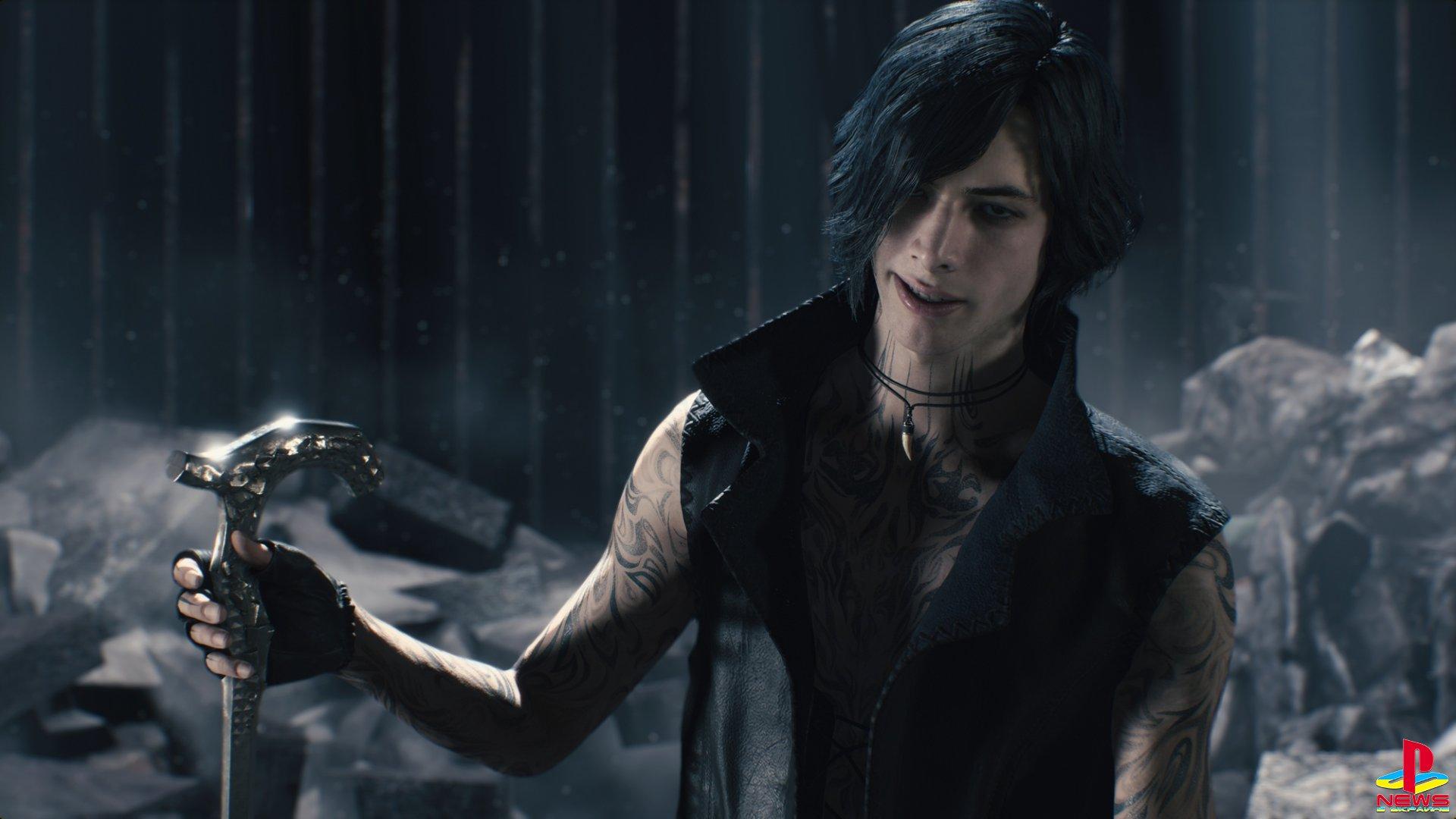 7 февраля выйдет новая демо-версия Devil May Cry 5