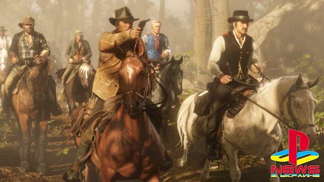 Создатели Red Dead Redemption 2 судятся с агентством Пинкертонов