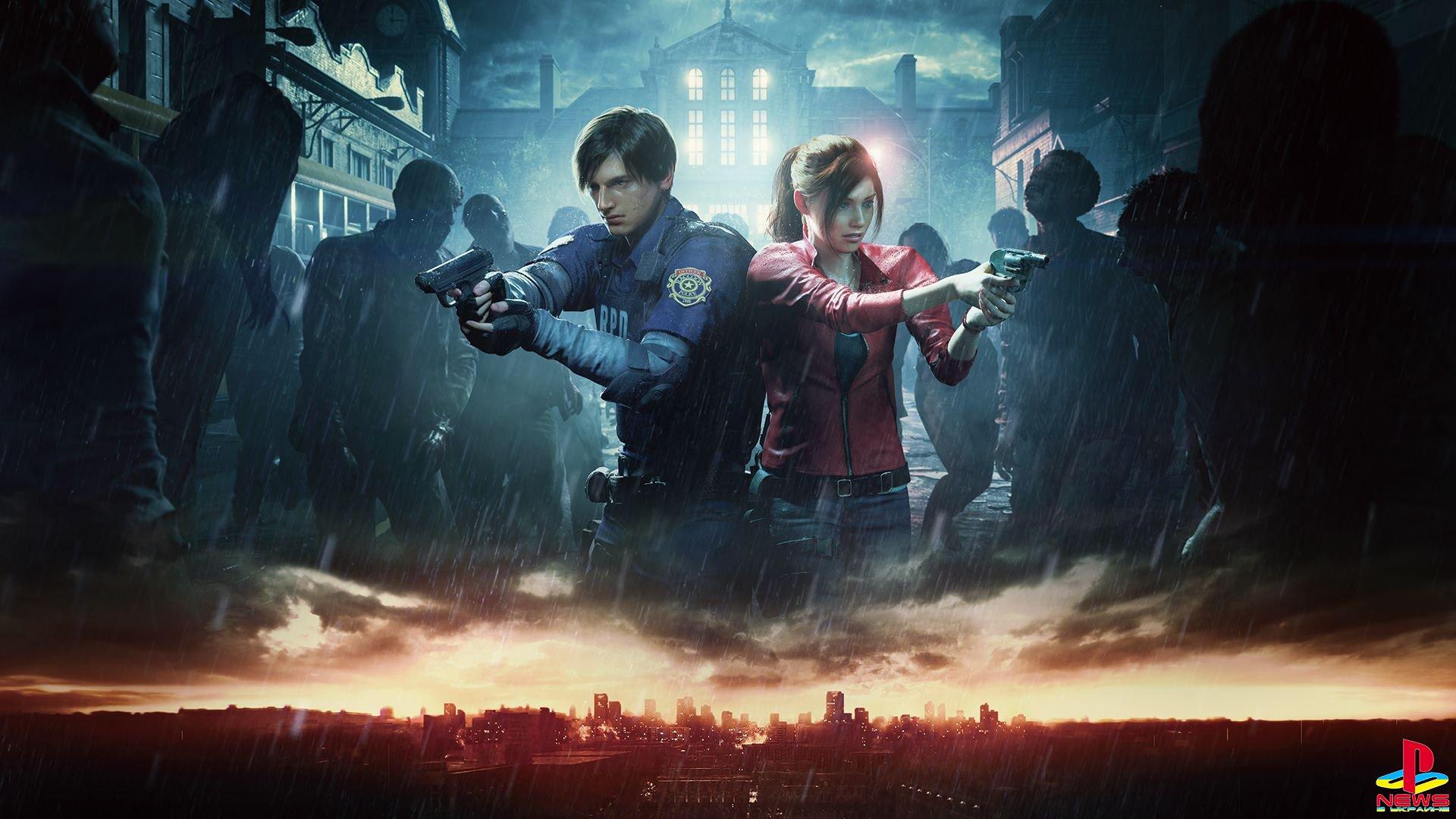 Оценки ремейка Resident Evil 2 - средний балл 91 из 100