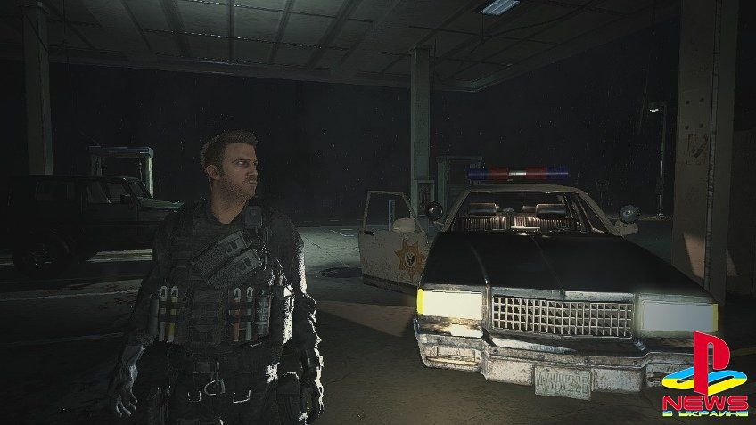 Моддеры нашли в файлах ремейка Resident Evil 2 модель Криса Редфилда
