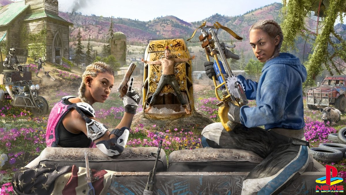 Оценки Far Cry New Dawn