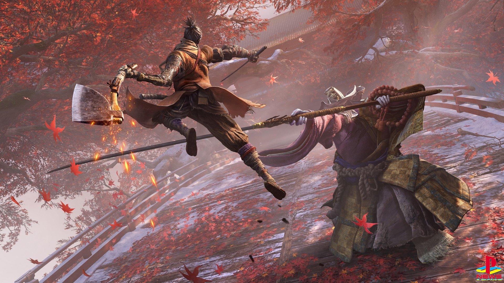 Sekiro: Shadows Die Twice – эксклюзивная демонстрация игры в магазине сети DNS