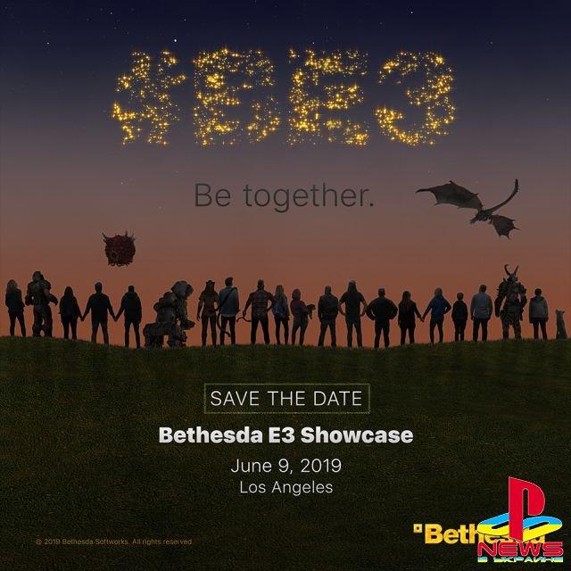 Пресс-конференции Bethesda на Е3 2019 быть!