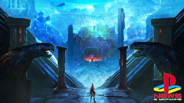 Попасть в Атлантиду в Assassin's Creed Odyssey можно с 23 апреля