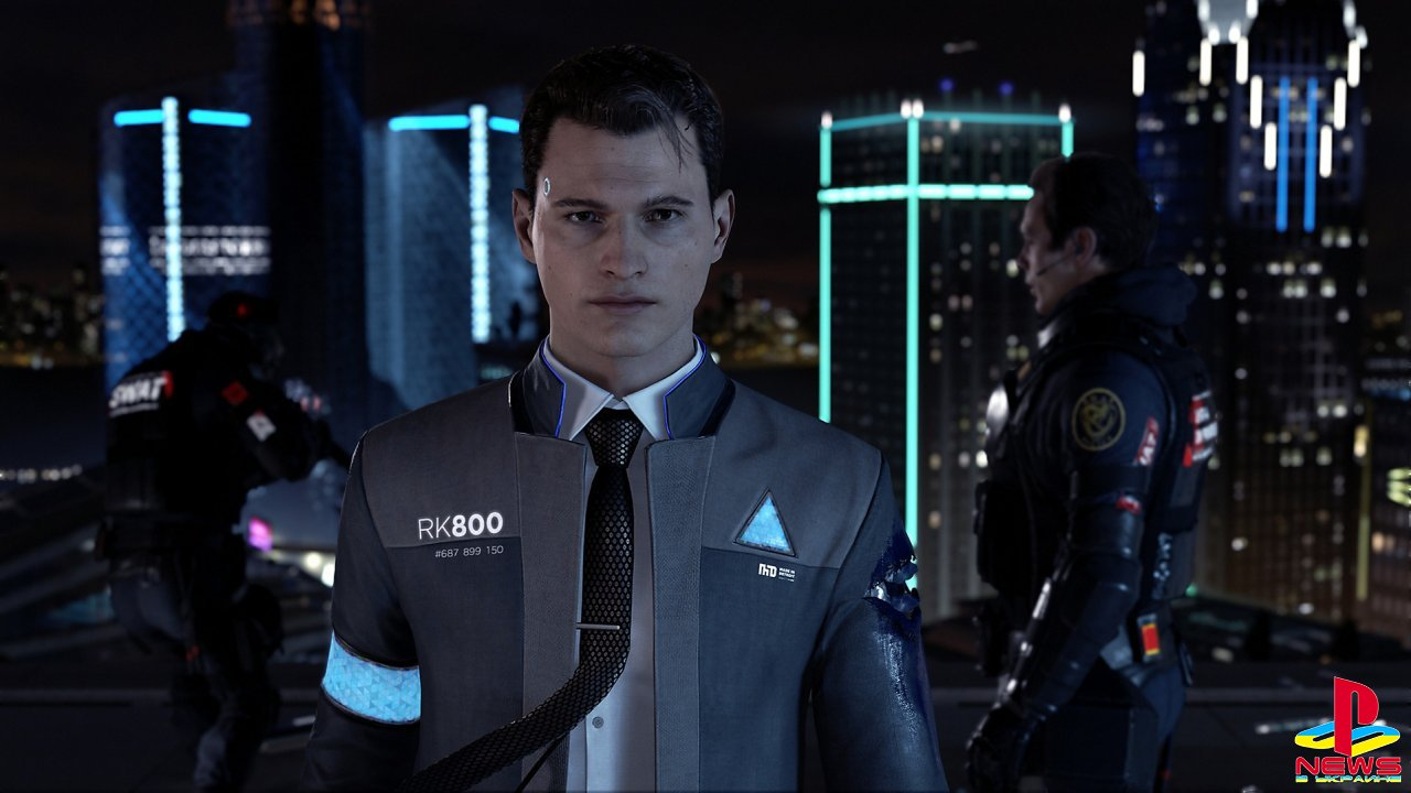 Звезды Detroit: Become Human посетят Comic Con Saint Pe ...