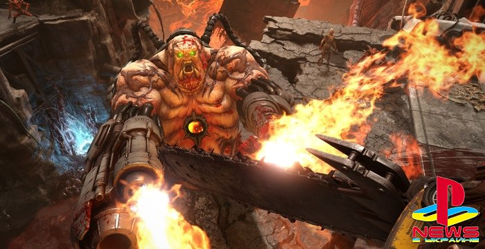 Следующий QuakeCon будет посвящен Doom