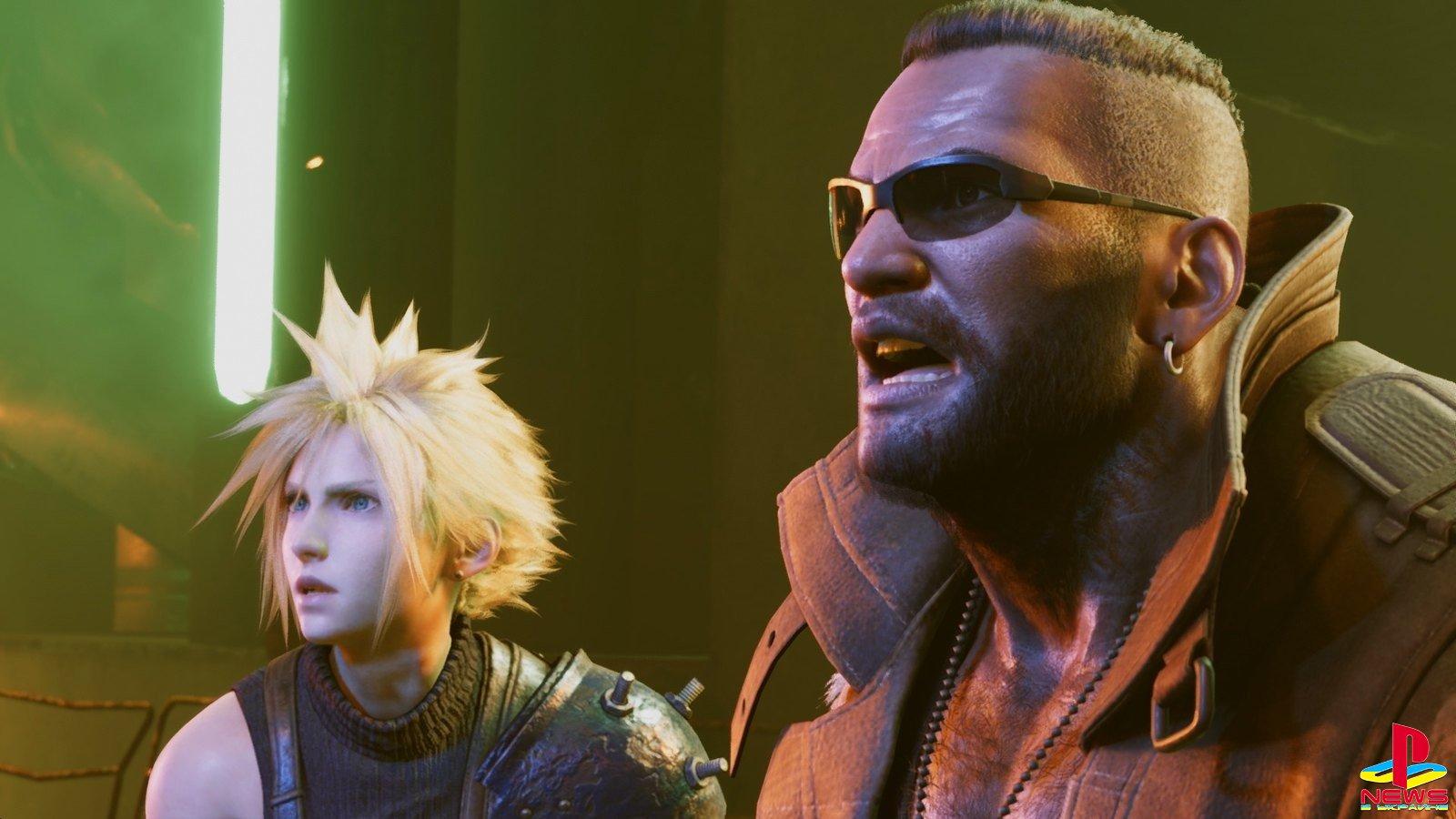 Square Enix напомнила о том, как будет распространять ремейк Final Fantasy VII
