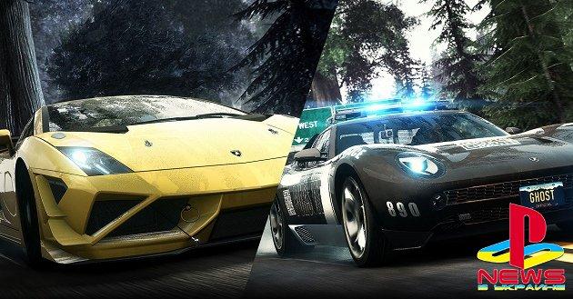 Новая Need for Speed вернет погони полицейских за уличными гонщиками