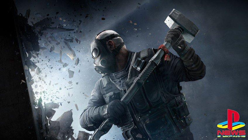 Ubisoft намерена продолжать поддержку Rainbow Six Siege ...