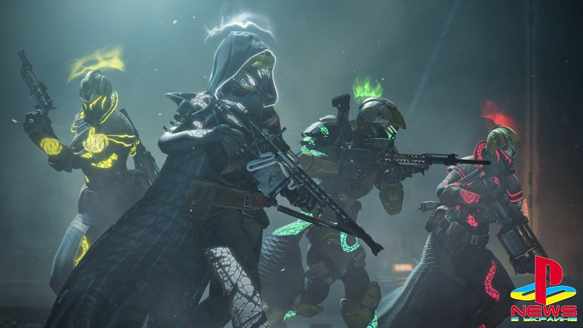 Следующая глава Destiny 2: кросс-сохранения, «Броня 2.0», F2P-версия и пере ...
