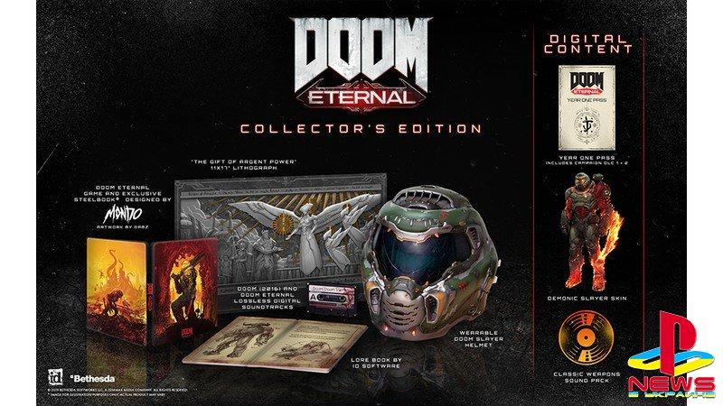Doom Eternal получит минимум два сюжетных дополнения