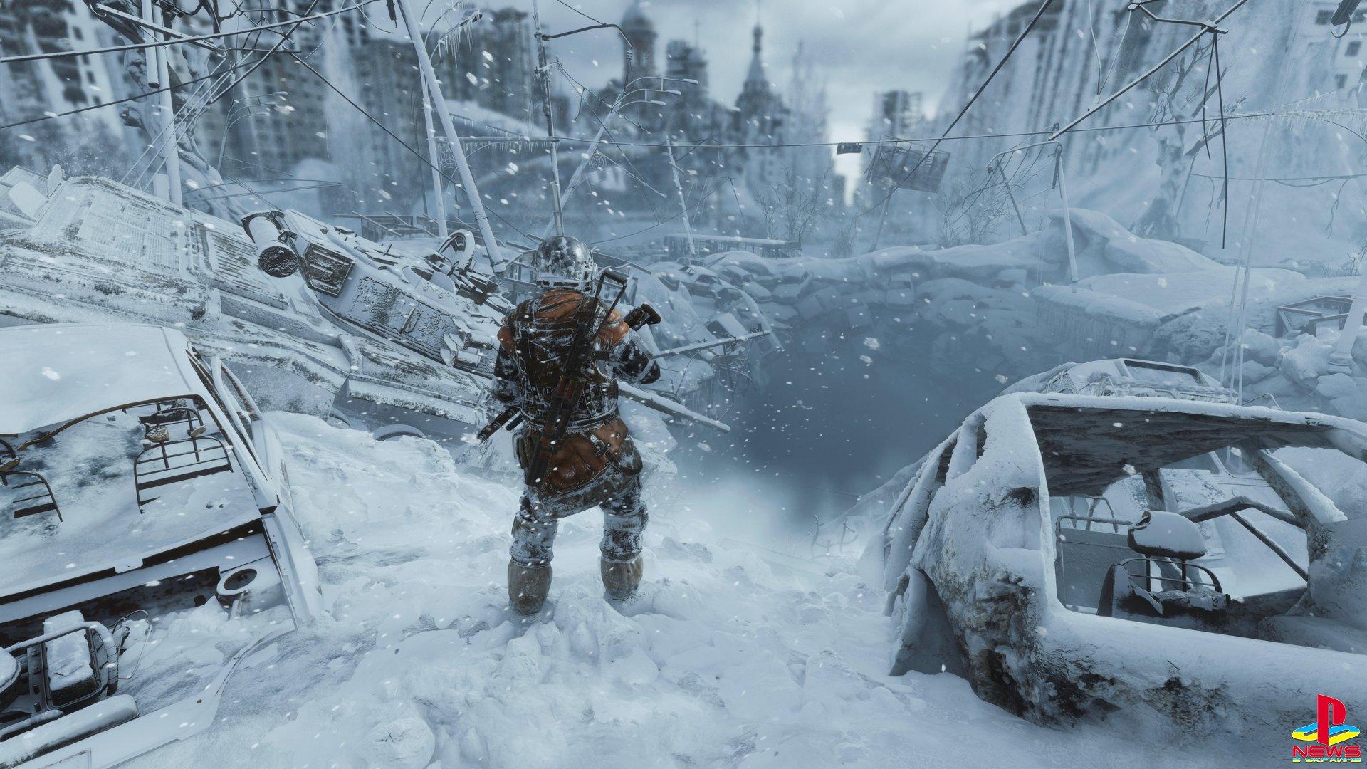 Metro Exodus отдают за полцены в PS Store