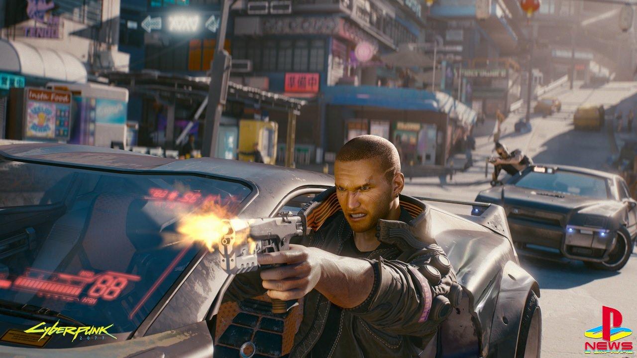 Разработчик Cyberpunk 2077: Игра предназначена не только для фанатов шутеров