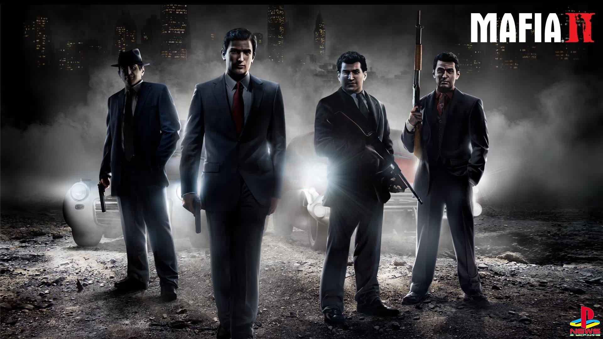 Take-Two обновила торговую марку Mafia — продолжение следует?